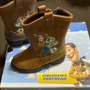 Toy story boots